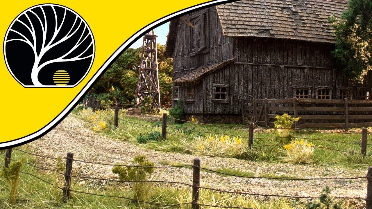 Woodland Scenics a3005-Pour de paysage Piste 0 1:43