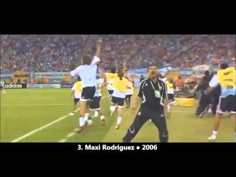 Argentina ● Top 10 World Cup Goals