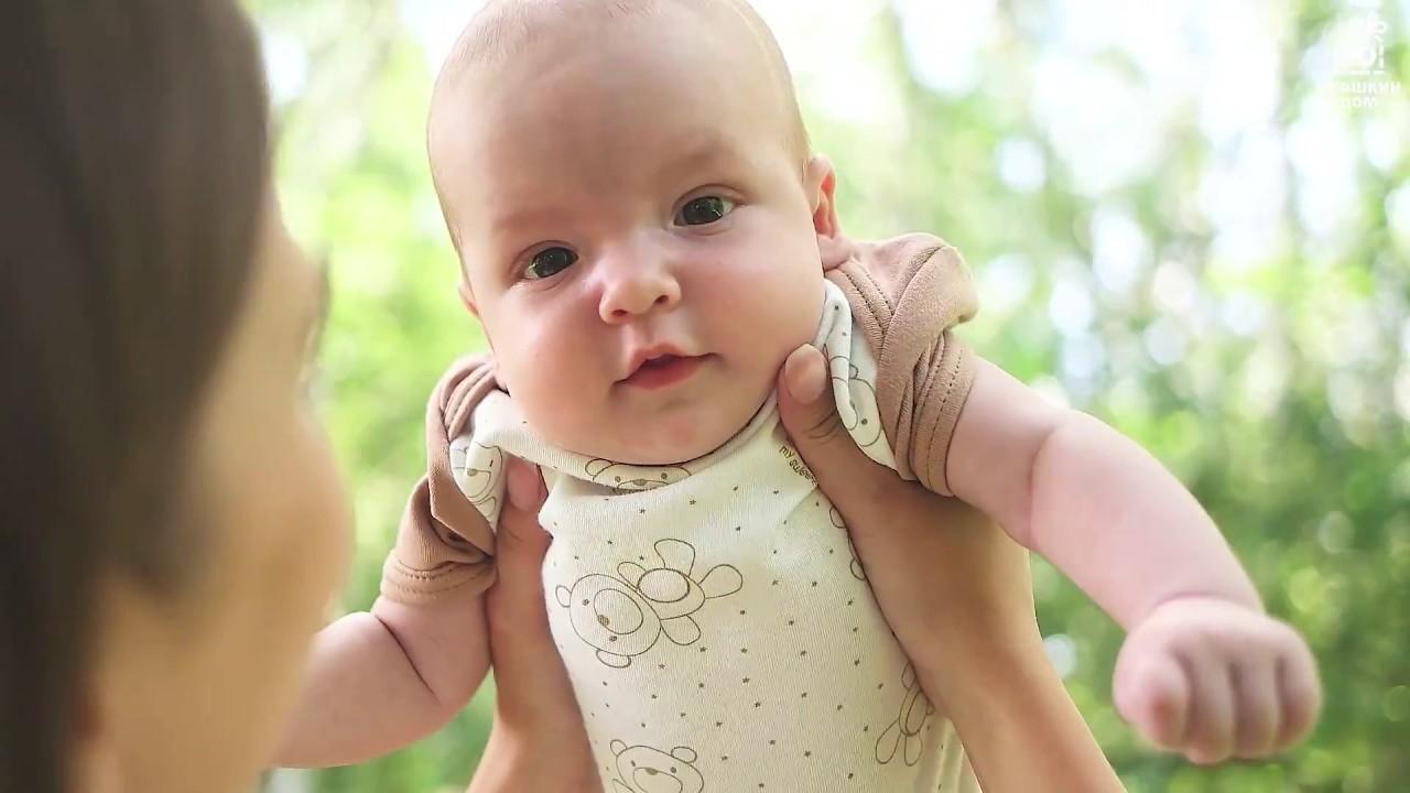 Во что одевать ребенка летом? Летние прогулки с малышом с ТМ Крошкин Дом