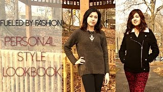 Personal Style Lookbook Thumbnail