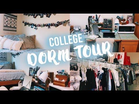 COLLEGE DORM TOUR → Florida Atlantic University