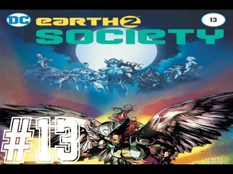 Earth 2   Society  #13