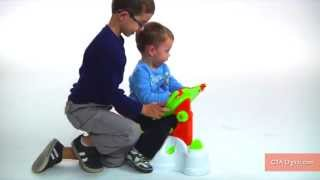 iPotty: Toilet Training With An iPad