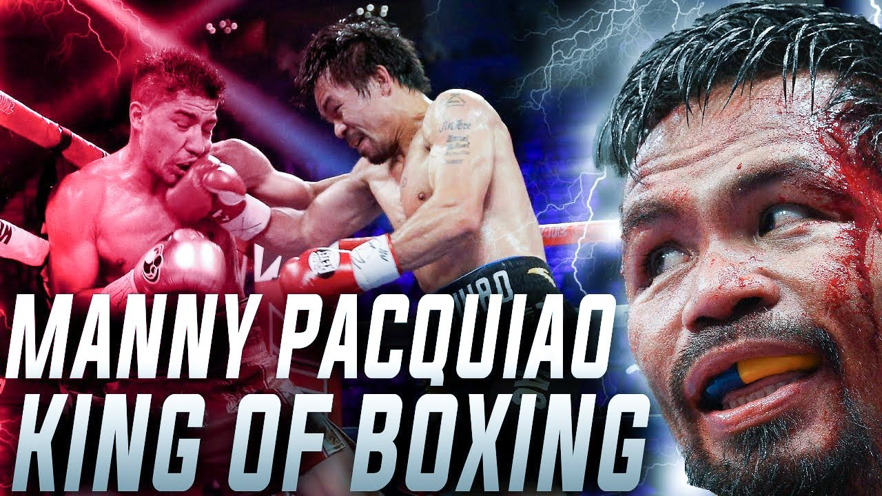 Manny Pacquiao King of Boxing (Manny Pacquiao Highlights)