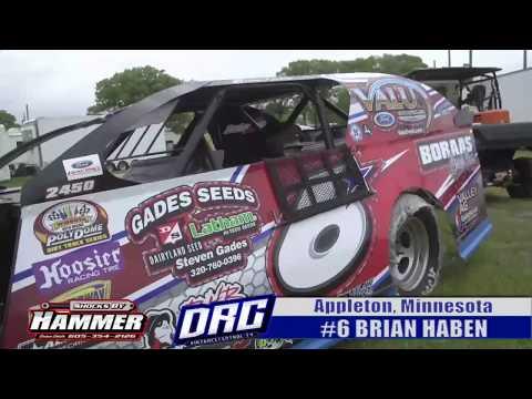 Interview with Brian Haben 5/25/17 at KRA Speedway