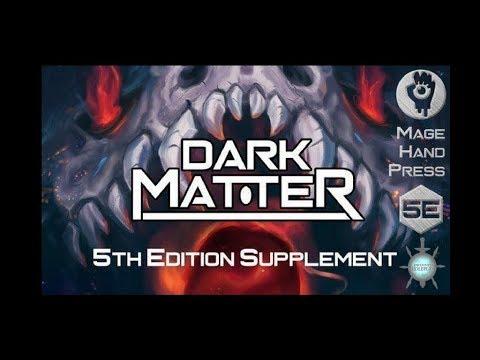 Dark Matter Premiere (Part 1): The Grim Dark Future