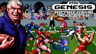 Retro Game Roulette: Genesis ft. the Mega SG by Analogue
