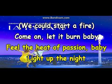 "Karaoke Instrumental John Legend  La La Land ""Start a Fire""Basi Musicali di Altissima qualità"