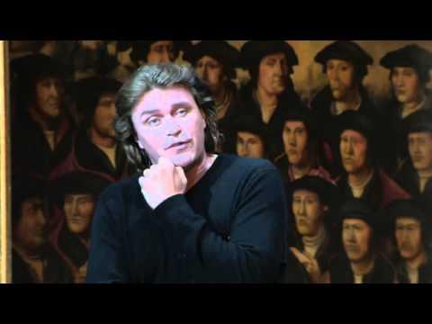 DIE MEISTERSINGER VON NÜRNBERG | Oper von Richard Wagner | Staatsoper Berlin