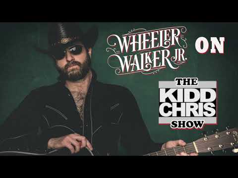 The KiddChris Show - Wheeler Walker Jr Calls Out Other Country Artists!