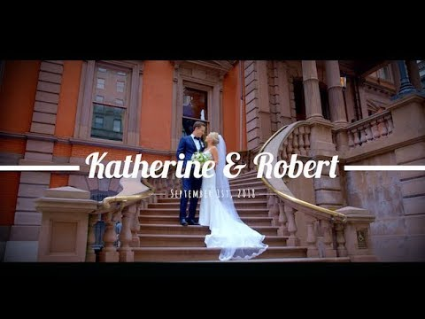 Amazing Philadelphia Wedding at The Union League - Katherine & Robert