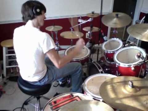 Consoler Of The Lonely - Drum Cover - The Raconteurs