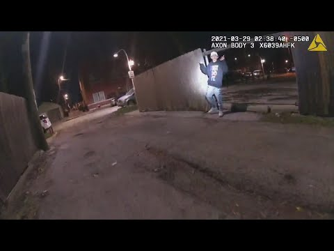 COPA releases footage of deadly shooting of 13-year-old as investigation continues