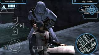 Assassin creed bloodlines ppsspp best high graphics settings