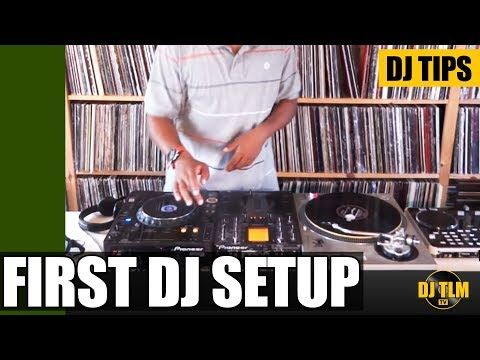 Buying your first DJ set? What are your options? (overview by DJ TLM)