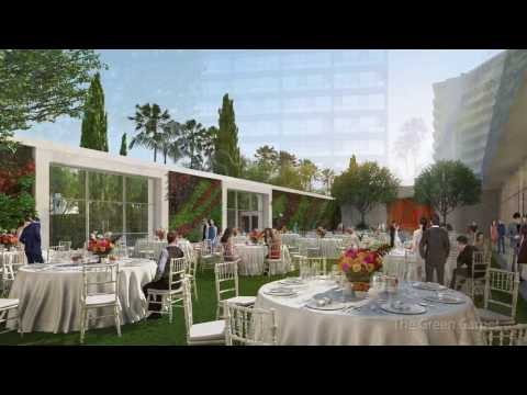 Sneak Peek | The Beverly Hilton Event Garden