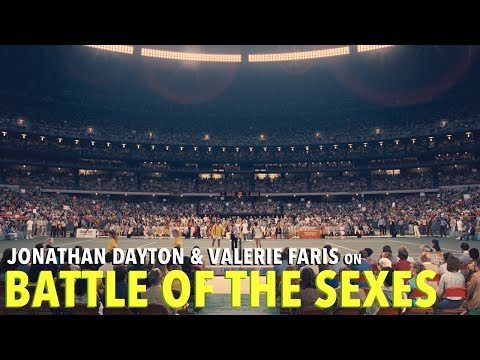Jonathan Dayton and Valerie Faris on BATTLE OF THE SEXES
