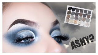 Cremated Palette Tutorial & First Impressions | Smokey Cut Crease