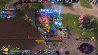 a713h5 | Heroes of the Storm | Lucio | Silent Players | 2019 Season 3