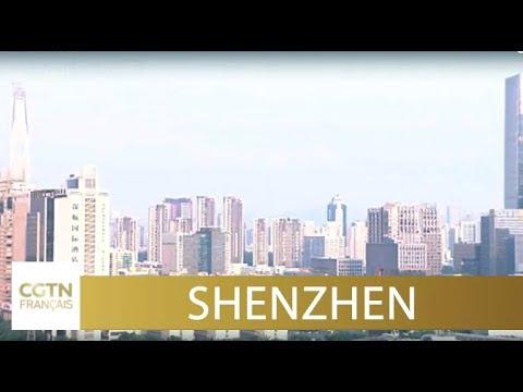 Shenzhen - Zone économique spéciale de Chine