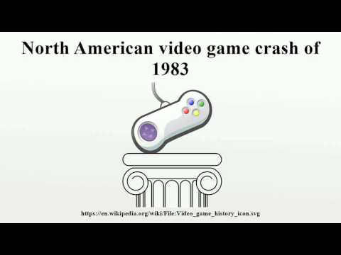 North American video game crash of 1983