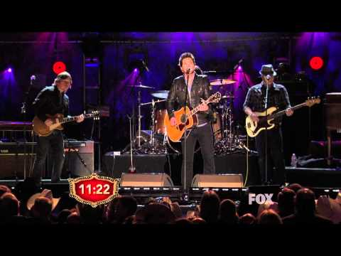 "David Nail ""Red Light"" - American Country New Year's Eve LIVE 12/31/11"