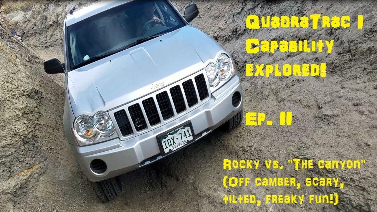 Quadratrac I Capability Explored Rocky And I Back At Ram Ep Ii