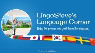 7 секретов изучения языков: № 1 Потратьте время на язык.