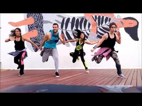 Zumba® Fitness   Machel Montano - Beat It   ZIN Miguel Braga