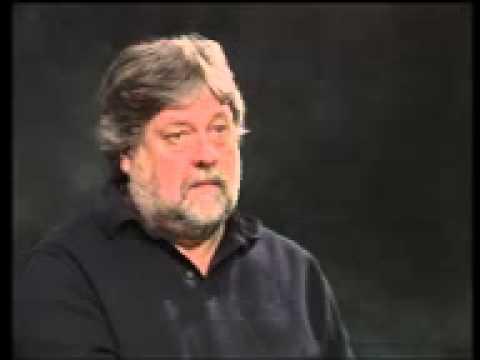 Prof David Fishwick interviews an asthma sufferer Phil Hynes