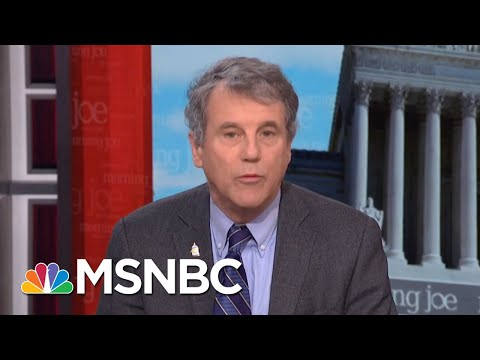 Sherrod Brown Thinking 'Very Seriously' About 2020 | Morning Joe | MSNBC