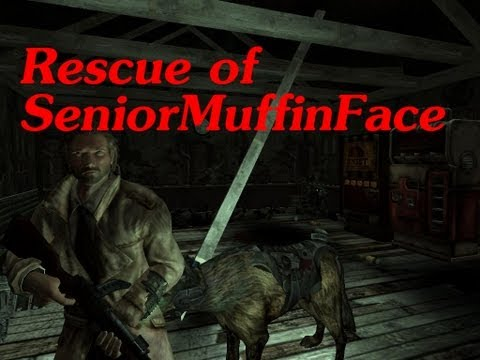 Fallout New Vegas Mods - The Rescue of SeniorMuffinFace/Legends presets/Type 100 SMG
