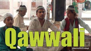Mann kunto maula - Qawwali at Bu Ali Shah Qalandar Dargah