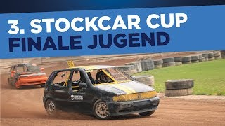 3. Stockcar Renntag 2018 Finale Jugend [16.06.2018]
