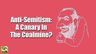 David Toube: A Jewish Perspective On Anti-Semitism & Conspiracies