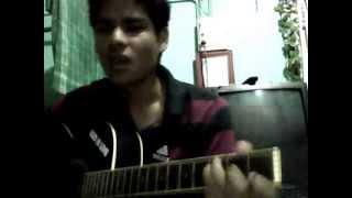 Hario Kharka Ma - Nepali Christian Song Acoustic