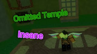 Omitted Temple by rareheadress [Insane] | FE2 Map Test | ROBLOX