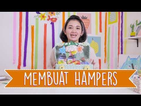 DIY Eid Gift Hampers | MARTHA PURI - IDEKU HANDMADE - 1001 Inspirasi Ramadhan (Bahasa Indonesia)
