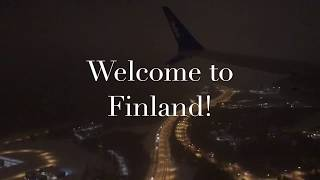 Welcome To Finland L First Time In Finland   First Winter Experience L Travel And Wonder