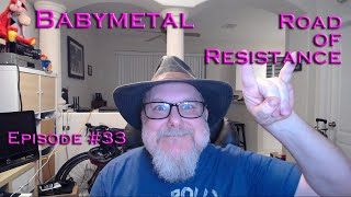 Old School Music Guy reacts to: Babymetal - Road of Resistance (reaction video)