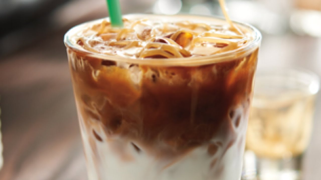 Macchiato Caramel How To Make A Starbucks Iced Caramel Macchiato