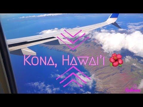 MCO To KOA | Kona Coast Resort In Hawaii💜