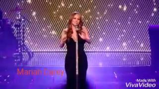 Mariah Carey Vs. Morissette Amon I Wanna Know What Love Is With Whistles