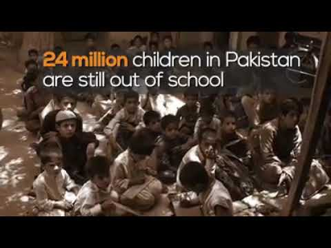 Literacy Rate And Education In Pakistan 2017 Youtube