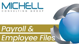 During this training video, we will review how to work with and the features it includes; such as: • employee file maintenance history infr...