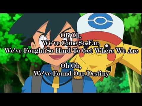 Pokemon B&W Adventures In Unova Full Theme!