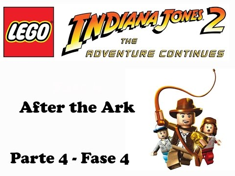 Lego Indiana Jones 2: The Adventure Continues 100% | After the Ark | Canal DLG