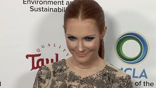 Darby Stanchfield at UCLA's 2018 Institute Of The Environment and Sustainability Gala