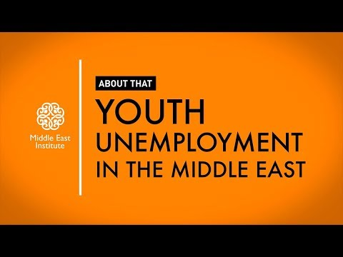 Youth Unemployment in the Middle East