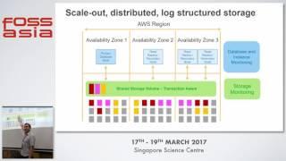 AWS Aurora - Blair Layton - FOSSASIA Summit 2017